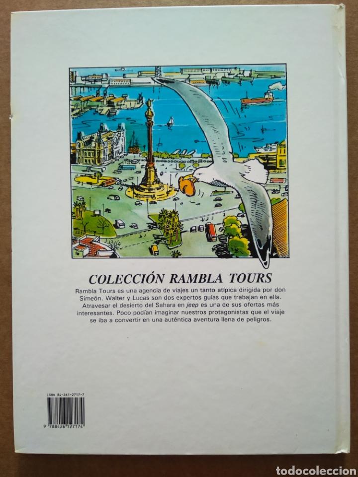 Cómics: Siroco Áreas, por Ramón Brau y Juan Zacarías (Juventud, 1993). Colección Rambla Tours. - Foto 2 - 196590546