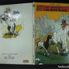 Cómics: YAKARI I EL BISO BLANC. Nº 2. DERIB + JOB. EDITORIAL JUVENTUD, PRIMERA EDICIO, 1979. Lote 196618927