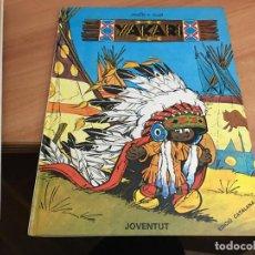 Cómics: YAKARI Nº 1 . TAPA DURA JOVENTUT CATALAN 1985 (COIB64). Lote 197129192