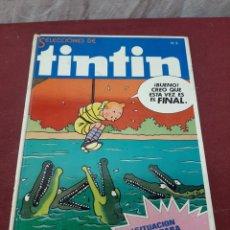 Comics : SELECCIONES DE TIN TIN. Nº 3 1981. Lote 197446403