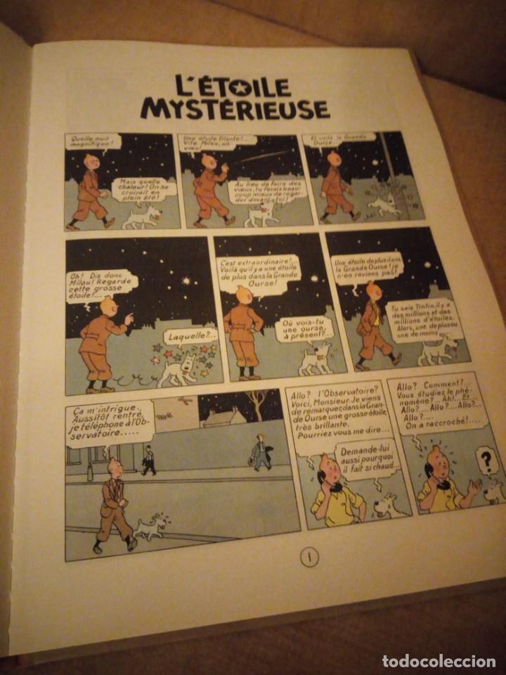 Cómics: tintin letoile mysterieuse 1966 belgium,en frances. - Foto 6 - 197502378