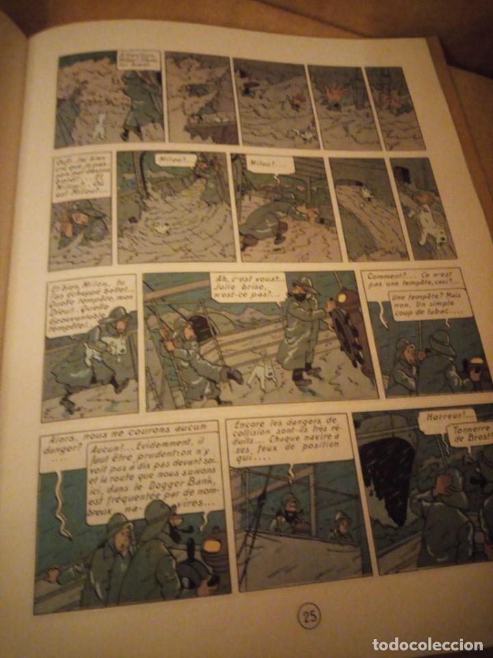 Cómics: tintin letoile mysterieuse 1966 belgium,en frances. - Foto 8 - 197502378