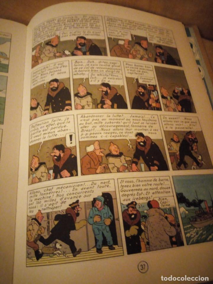 Cómics: tintin letoile mysterieuse 1966 belgium,en frances. - Foto 9 - 197502378