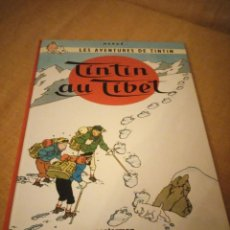 Cómics: TINTIN AU TIBET 1991 EN FRANCES.. Lote 197502570