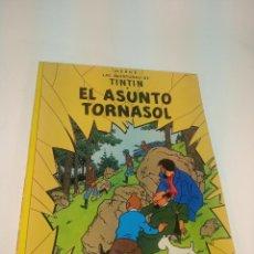 Cómics: LAS AVENTURAS DE TINTIN. EL ASUNTO TORNASOL. HERGÉ. JUVENTUD. TAPA BLANDA. 1983.. Lote 197751160