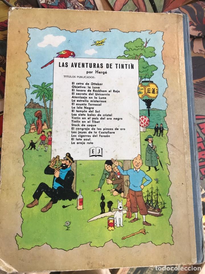 Cómics: El loto azul primera edicion - Foto 2 - 198325731