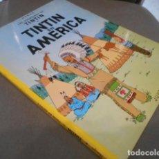 Cómics: TINTIN EN AMERICA 4 EDICION AÑO 1976. Lote 198407610