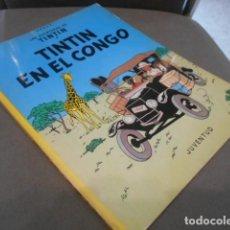 Cómics: TINTIN EN EL CONGO 3 EDICION 1976. Lote 198407688