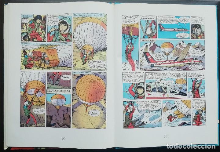 Cómics: YOKO TSUNO.Mensaje para la eternidad (vol 5).Episodios de intriga y ciecia-ficción.Heroína japonesa. - Foto 3 - 198747343