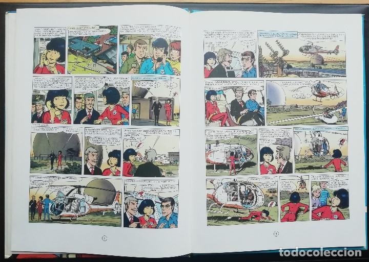 Cómics: YOKO TSUNO.Mensaje para la eternidad (vol 5).Episodios de intriga y ciecia-ficción.Heroína japonesa. - Foto 4 - 198747343