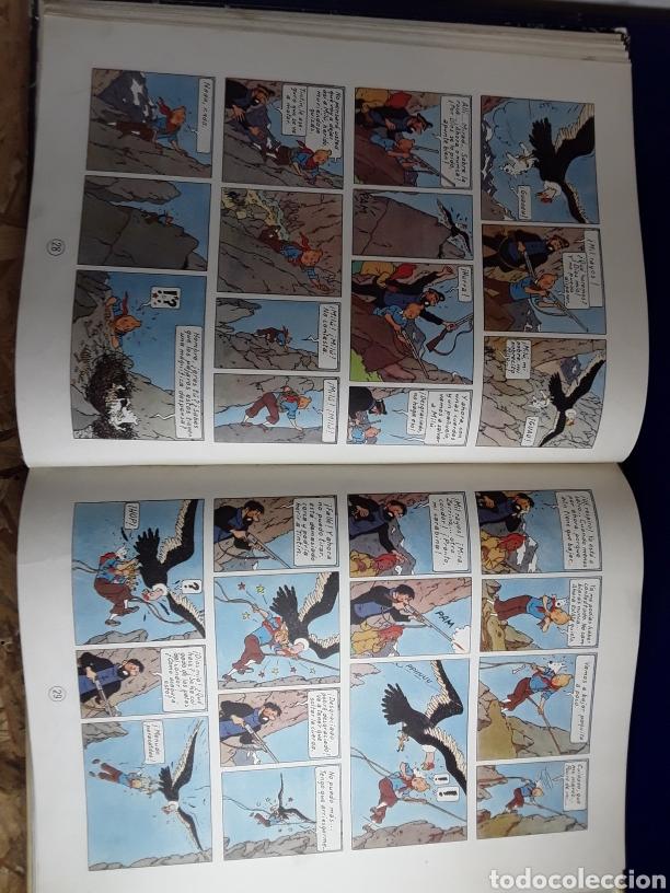 Cómics: Cómic de las aventuras de tintín (el templo del sol) - Foto 3 - 198903763
