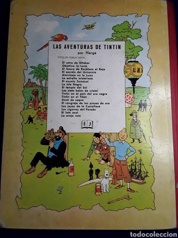 Cómics: Cómic de las aventuras de tintín (en el país del oro negro) - Foto 3 - 198929080