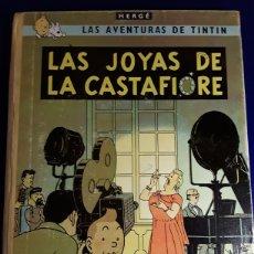 Cómics: CÓMIC DE LAS AVENTURAS DE TINTÍN (LAS JOYAS DE LA CASTAFIORE). Lote 198929683