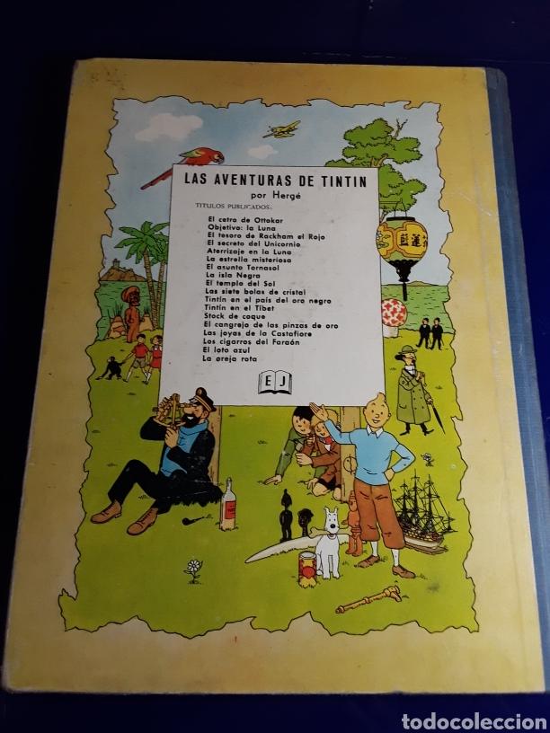 Cómics: Cómic de las aventuras de tintín (el cangrejo de las pinzas de oro) - Foto 3 - 198930210