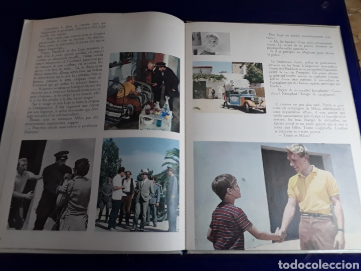 Cómics: Cómic de las aventuras de tintín en frances (et les orenges bleues) - Foto 3 - 198930897