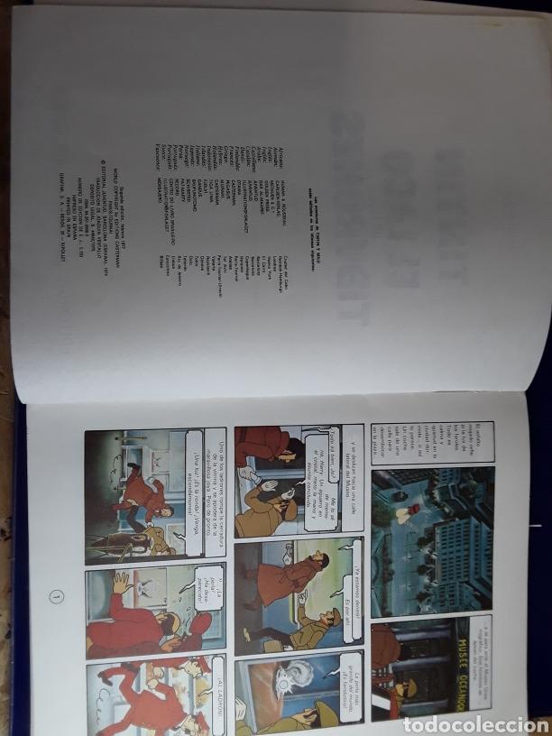 Cómics: Cómic de las aventuras de tintín (tintín y el lago de los tiburones) - Foto 2 - 198931942