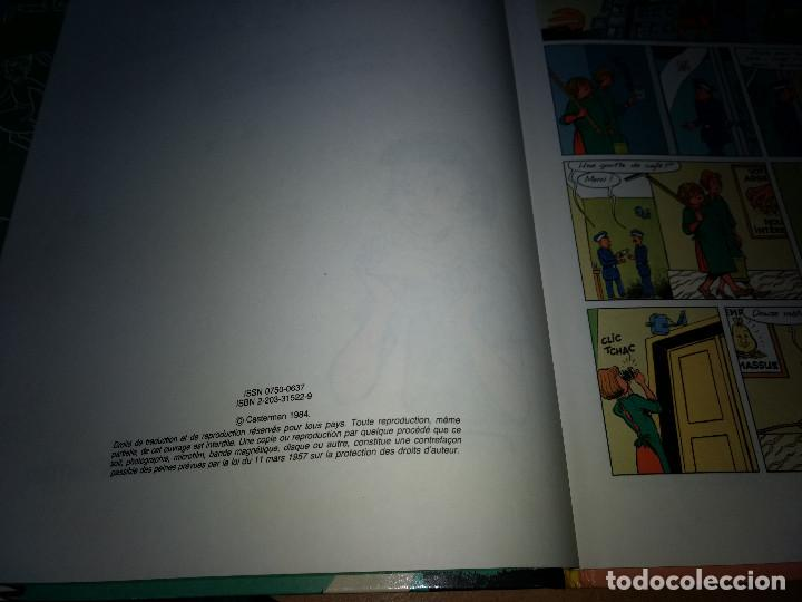 Cómics: LOTE 2 COMIC 4 ASES- LES 4 AS CASTERMAN ORIGINAL 1970-1984 - Foto 5 - 199747083