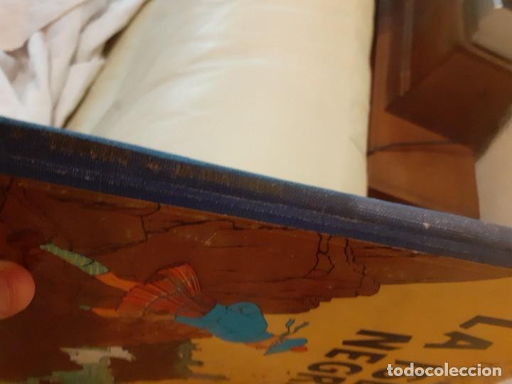 Cómics: TINTIN PRIMERA EDICION ISLA NEGRA 1961 JUVENTUD .... 3-2-1... ¡¡¡ BOOOM !!! - Foto 13 - 108541439