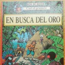 Comics : CORI, EL GRUMETE. EN BUSCA DEL ORO. BOB DE MOOR. ED. JUVENTUD, 1993. TAPA DURA.. Lote 202432490
