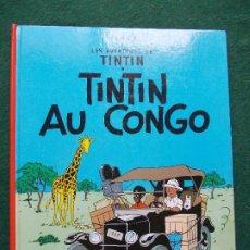 Cómics: TINTIN EN FRANCÉS. Lote 202712111