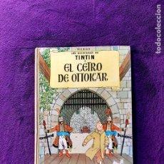 Cómics: TINTÍN EL CETRO DE OTTOKAR EDITORIAL JUVENTUD 4ª EDICIÓN JUNIO 1968. Lote 202846771