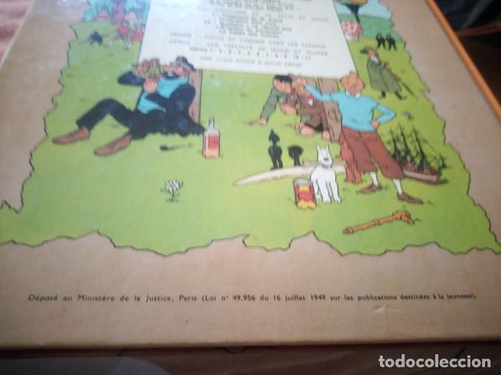 Cómics: tintin letoile mysterieuse 1966 belgium,en frances. - Foto 13 - 197502378