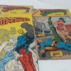 Cómics: TRES COMIC DE SUPERMAN. Lote 203723932
