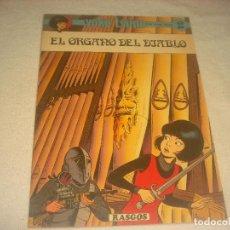 Cómics: YOKO TSUNO N. 2 EL ORGANO DEL DIABLO. ROGER LELOUP. RASGOS. Lote 204152667