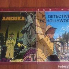 Cómics: EL DETECTIVE DE HOLLYWOOD.. Lote 204310326