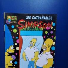 Cómics: LOS ENTRAÑABLES SIMPSON. Lote 204994097