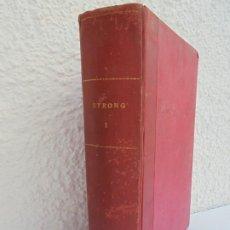 Cómics: STRONG. SEMINARIO JUVENIL. NUMERO 1 AL 30.EDICIONES ARGOS JUVENIL 1969. VER FOTOGRAFIAS ADJUNTAS. Lote 205025410