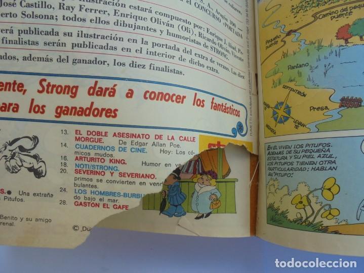 Cómics: STRONG. SEMINARIO JUVENIL. NUMERO 1 AL 30.EDICIONES ARGOS JUVENIL 1969. VER FOTOGRAFIAS ADJUNTAS - Foto 48 - 205025410