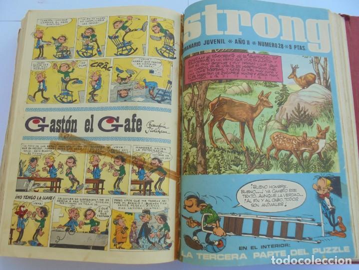 Cómics: STRONG. SEMINARIO JUVENIL. NUMERO 1 AL 30.EDICIONES ARGOS JUVENIL 1969. VER FOTOGRAFIAS ADJUNTAS - Foto 49 - 205025410