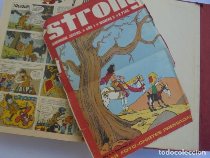 Cómics: STRONG. SEMINARIO JUVENIL. NUMERO 1 AL 30.EDICIONES ARGOS JUVENIL 1969. VER FOTOGRAFIAS ADJUNTAS - Foto 52 - 205025410