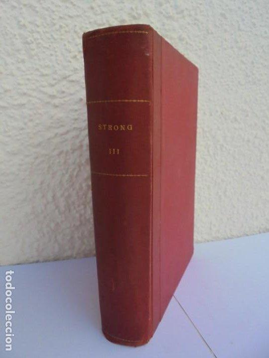 STRONG III. SEMINARIO JUVENIL. NUMERO 61 AL 90.EDICIONES ARGOS JUVENIL 1969. VER FOTOGRAFIAS (Tebeos y Comics - Juventud - Otros)