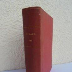 Cómics: STRONG III. SEMINARIO JUVENIL. NUMERO 61 AL 90.EDICIONES ARGOS JUVENIL 1969. VER FOTOGRAFIAS. Lote 205044007