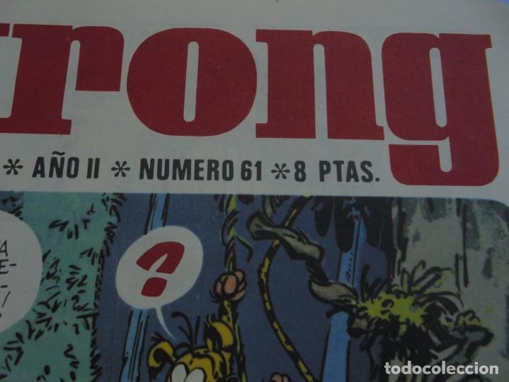 Cómics: STRONG III. SEMINARIO JUVENIL. NUMERO 61 AL 90.EDICIONES ARGOS JUVENIL 1969. VER FOTOGRAFIAS - Foto 8 - 205044007