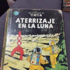 Cómics: TINTIN - ATERRIZAJE EN LA LUNA - EDICIÓN 1965 JUVENTUD. Lote 205609223