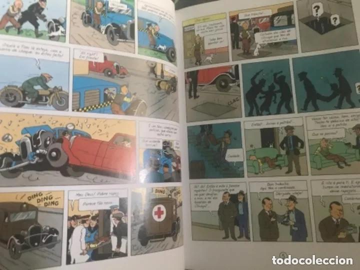 Cómics: CÓMIC TEBEO TINTÍN NA AMERICA TINTÍN EN AMERICA EDICIÓN PORTUGUESA ASA - Foto 4 - 205731573