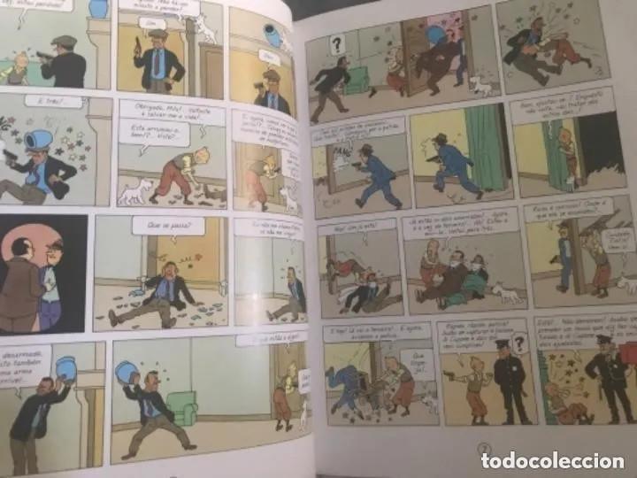 Cómics: CÓMIC TEBEO TINTÍN NA AMERICA TINTÍN EN AMERICA EDICIÓN PORTUGUESA ASA - Foto 5 - 205731573