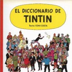 """Fumetti: EL DICCIONARIO DE TINTIN. DE LA """"A"""" A LA """"Z"""", TODOS SUS PERSONAJES, SITUACIONES, OBJETOS.. Lote 205735978"""