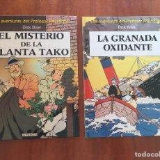 Cómics: LAS AVENTURAS DEL PROFESOR PALMERA. Lote 206217300