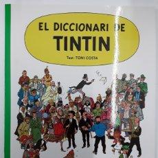 Cómics: EL DICCIONARI DE TINTÍN - TONI COSTA - JOVENTUT - REBAJADO. Lote 206275105