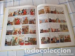 Cómics: las aventuras de tintin el asunto tornasol, de herge 3ªedicion 1968,deposito legal B 33890-1968 - Foto 3 - 206507618