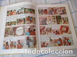 Cómics: las aventuras de tintin el asunto tornasol, de herge 3ªedicion 1968,deposito legal B 33890-1968 - Foto 4 - 206507618