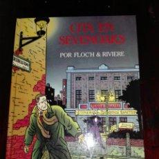 Cómics: CITAS EN SEVENOAKS EDITORIAL JUVENTUD FLOC'H & RIVIERE. Lote 206565007