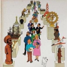 Cómics: TINTÍN. HERGÉ. EL MUSEO IMAGINARIO DE TINTÍN.. Lote 206787770