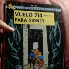 Cómics: TINTIN VUELO 714 PARA SYDNEY. CASTERMAN PANINI. FORMATO PEQUEÑO.. Lote 207149601