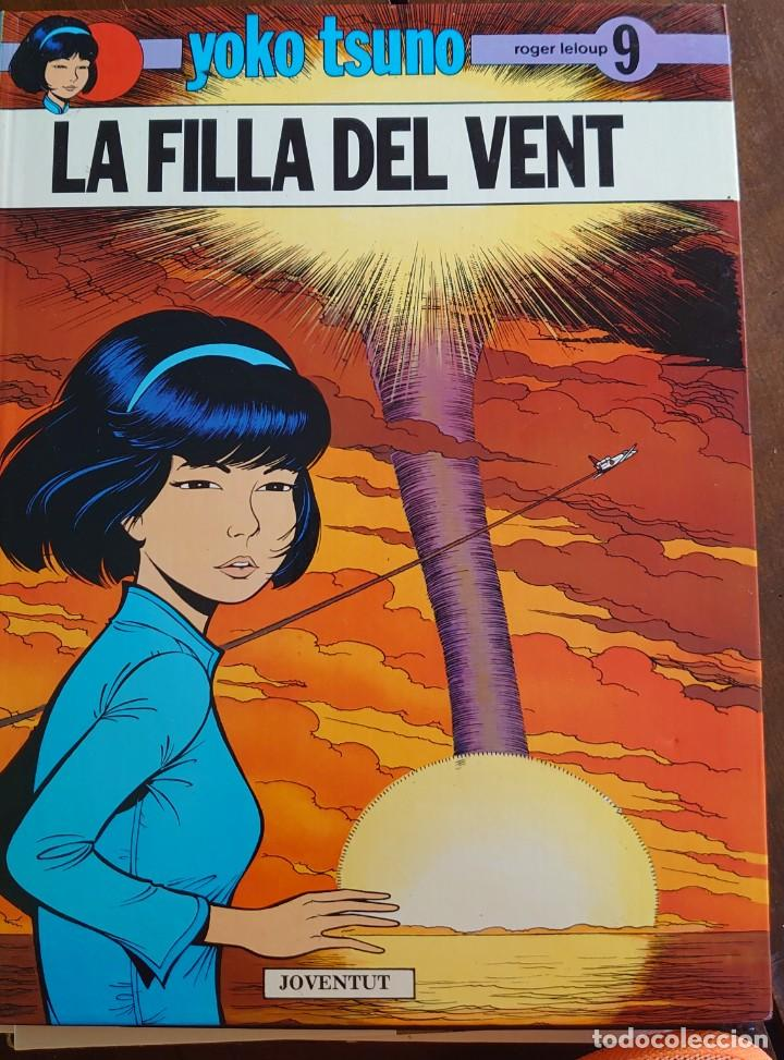 LA FILLA DEL VENT JOKO TSUNO PRPM (Tebeos y Comics - Juventud - Yoko Tsuno)