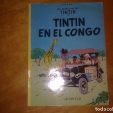 Cómics: TINTIN EN EL CONGO. Lote 261266575